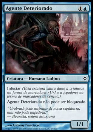 Agente Deteriorado / Blighted Agent-Magic: The Gathering-MoxLand