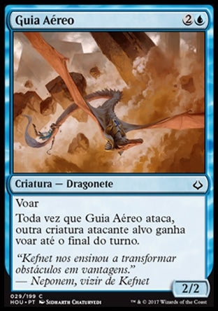 Guia Aéreo / Aerial Guide-Magic: The Gathering-MoxLand