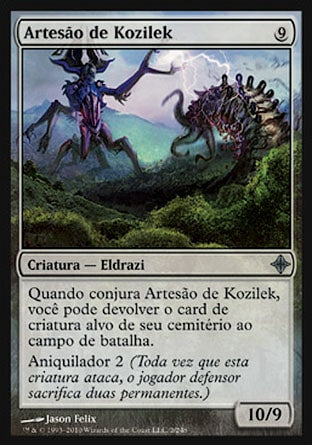 Artesão de Kozilek / Artisan of Kozilek-Magic: The Gathering-MoxLand