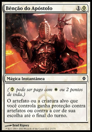 Bênção do Apóstolo / Apostle's Blessing-Magic: The Gathering-MoxLand