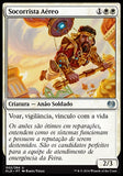Socorrista Aéreo / Aerial Responder-Magic: The Gathering-MoxLand