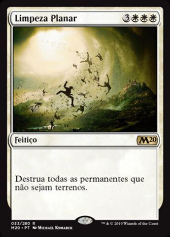 Limpeza Planar / Planar Cleansing-Magic: The Gathering-MoxLand