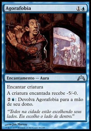 Agorafobia / Agoraphobia-Magic: The Gathering-MoxLand