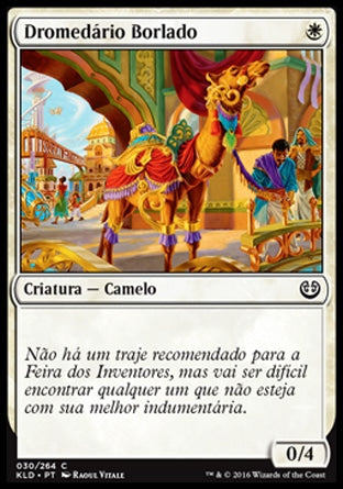 Dromedário Borlado / Tasseled Dromedary-Magic: The Gathering-MoxLand