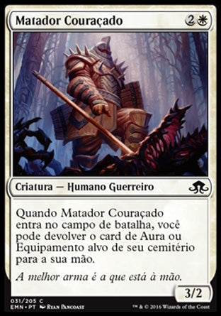 Matador Couraçado / Ironclad Slayer-Magic: The Gathering-MoxLand