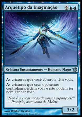Arquétipo da Imaginação / Archetype of Imagination-Magic: The Gathering-MoxLand