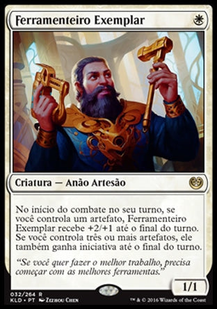 Ferramenteiro Exemplar / Toolcraft Exemplar-Magic: The Gathering-MoxLand