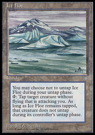 Banquisa / Ice Floe-Magic: The Gathering-MoxLand