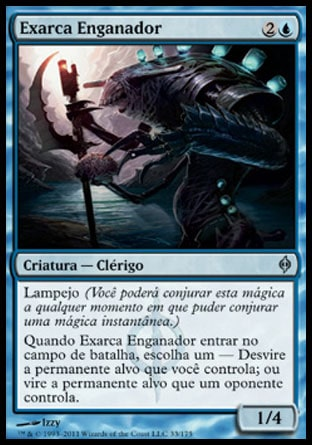 Exarca Enganador / Deceiver Exarch-Magic: The Gathering-MoxLand