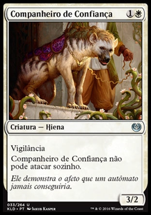Companheiro de Confiança / Trusty Companion-Magic: The Gathering-MoxLand