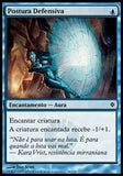 Postura Defensiva / Defensive Stance-Magic: The Gathering-MoxLand