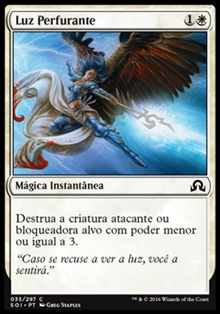 Luz Perfurante / Puncturing Light-Magic: The Gathering-MoxLand