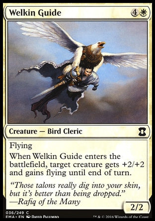 Guia do Firmamento / Welkin Guide-Magic: The Gathering-MoxLand