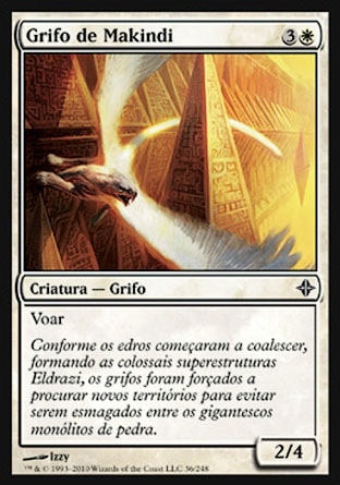 Grifo de Makindi / Makindi Griffin-Magic: The Gathering-MoxLand