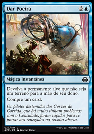 Dar Poeira / Leave in the Dust-Magic: The Gathering-MoxLand