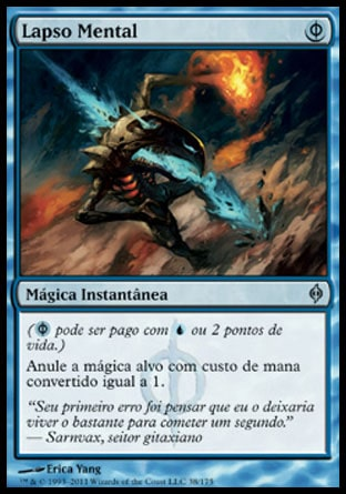Lapso Mental / Mental Misstep-Magic: The Gathering-MoxLand