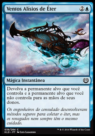 Ventos Alísios de Éter / Aether Tradewinds-Magic: The Gathering-MoxLand