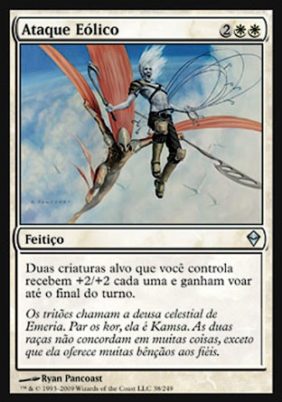 Ataque Eólico / Windborne Charge-Magic: The Gathering-MoxLand
