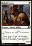 Policial Severo / Stern Constable-Magic: The Gathering-MoxLand