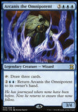 Arcanis, o Onipotente / Arcanis the Omnipotent-Magic: The Gathering-MoxLand