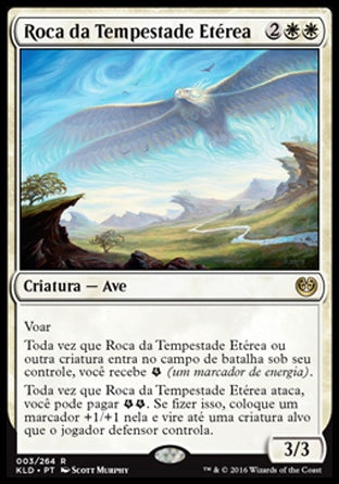 Roca da Tempestade Etérea / Aetherstorm Roc-Magic: The Gathering-MoxLand