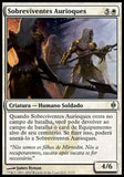 Sobreviventes Aurioques / Auriok Survivors-Magic: The Gathering-MoxLand