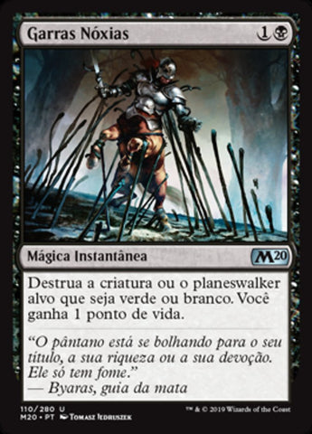 Garras Nóxias / Noxious Grasp-Magic: The Gathering-MoxLand