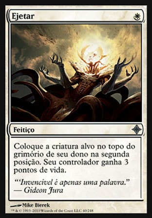 Ejetar / Oust-Magic: The Gathering-MoxLand