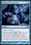 Últimos Pensamentos / Last Thoughts-Magic: The Gathering-MoxLand