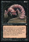 Vermes Toupeiras / Mole Worms-Magic: The Gathering-MoxLand