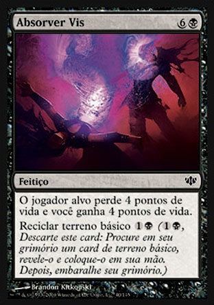 Absorver Vis / Absorb Vis-Magic: The Gathering-MoxLand