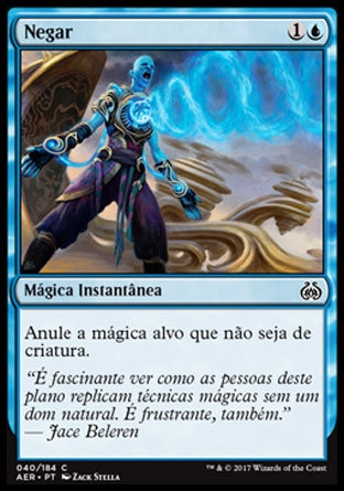 Negar / Negate-Magic: The Gathering-MoxLand