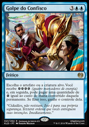 Golpe do Confisco / Confiscation Coup-Magic: The Gathering-MoxLand