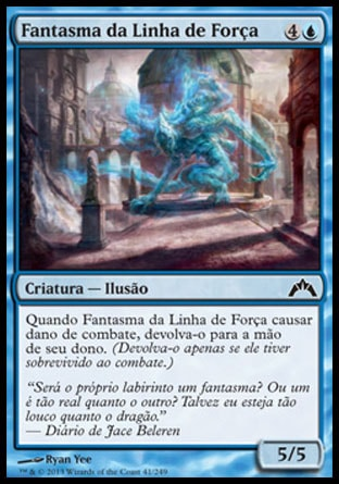 Fantasma da Linha de Força / Leyline Phantom-Magic: The Gathering-MoxLand