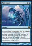 Remoldar / Shape Anew-Magic: The Gathering-MoxLand