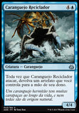 Caranguejo Reciclador / Salvage Scuttler-Magic: The Gathering-MoxLand