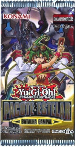 Booster - Pacote Estelar Batalha Campal / Star Pack Battle Royal-Yu-Gi-Oh!-MoxLand