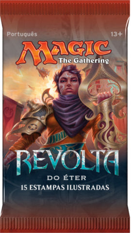 Booster - Revolta do Éter/ Aether Revolt-Magic: The Gathering-MoxLand
