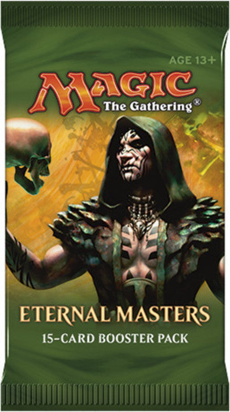 Booster - Eternal Masters / Eternal Masters-Magic: The Gathering-MoxLand