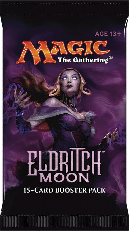 Booster - Lua Arcana / Eldritch Moon-Magic: The Gathering-MoxLand