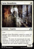 Geist Desordeiro / Topplegeist-Magic: The Gathering-MoxLand