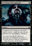 Revelação Horripilante / Horrifying Revelation-Magic: The Gathering-MoxLand