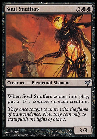 Apagadores de Alma / Soul Snuffers-Magic: The Gathering-MoxLand