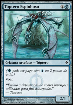 Tóptero Espinhoso / Spined Thopter-Magic: The Gathering-MoxLand
