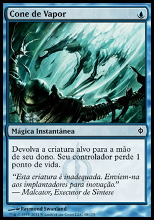Cone de Vapor / Vapor Snag-Magic: The Gathering-MoxLand