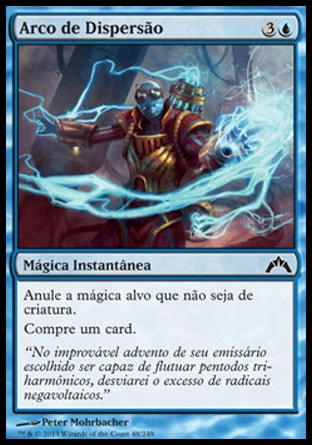 Arco de Dispersão / Scatter Arc-Magic: The Gathering-MoxLand