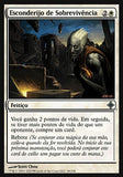 Esconderijo de Sobrevivência / Survival Cache-Magic: The Gathering-MoxLand