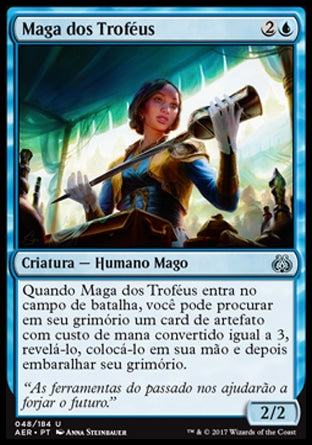 Maga dos Troféus / Trophy Mage-Magic: The Gathering-MoxLand
