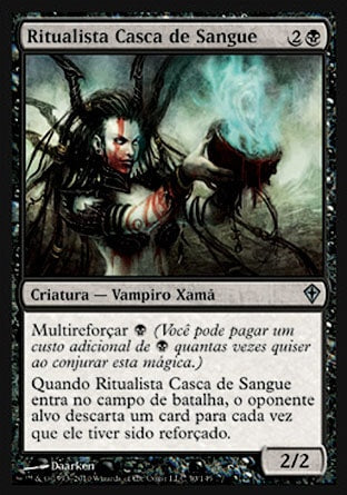 Ritualista Casca de Sangue / Bloodhusk Ritualist-Magic: The Gathering-MoxLand