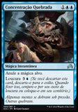 Concentração Quebrada / Broken Concentration-Magic: The Gathering-MoxLand